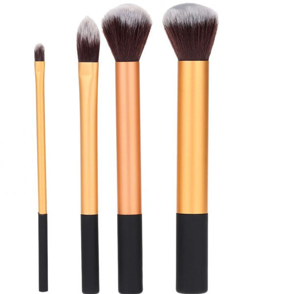 Glowii 4 piece brush set
