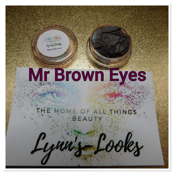 Mr brown eyes