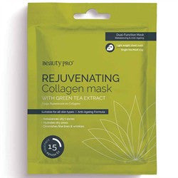 Beauty Pro Rejuvenating Collagen Sheet Mask 23g