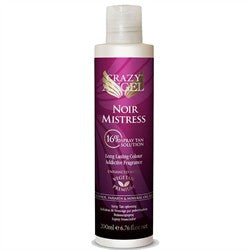 Crazy Angel Noir Mistress 16% Spray Tan 200ml