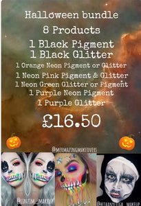 Halloween pigment bundle