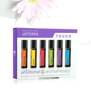 Emotional Aromatherapy Touch Kit