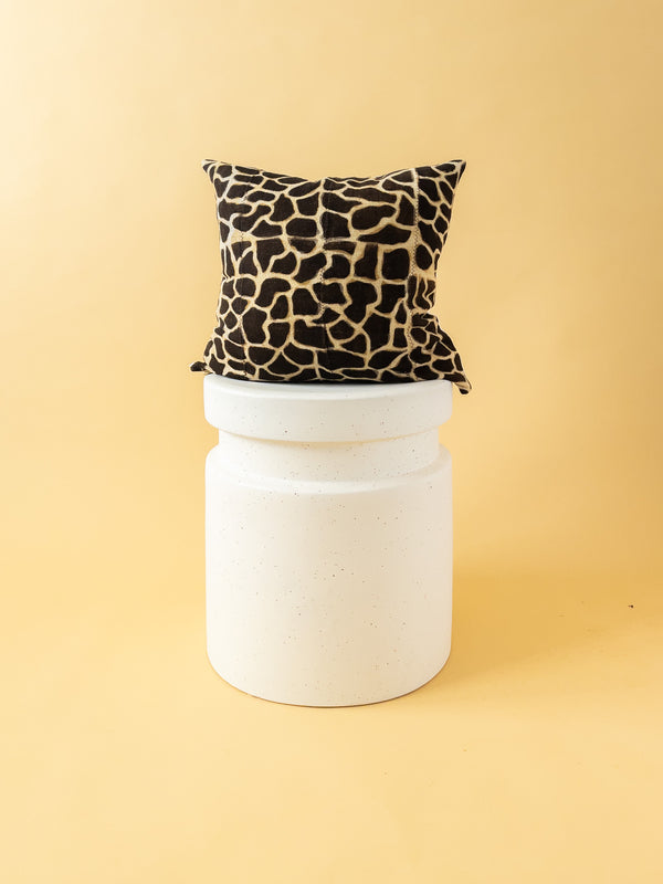 Animal Print Mudcloth Pillow 102