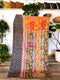 Black Mudcloth Pillow 005
