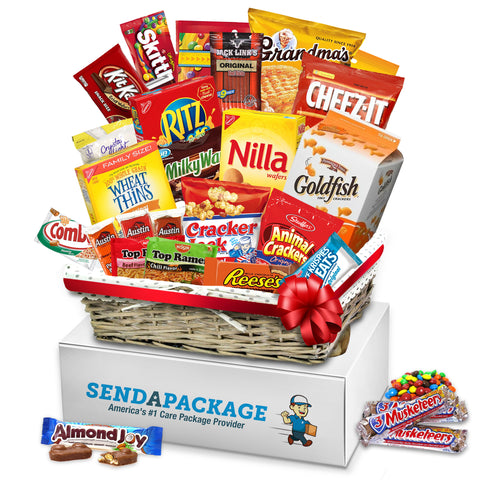 Sweet & Salty Snacks Assortment