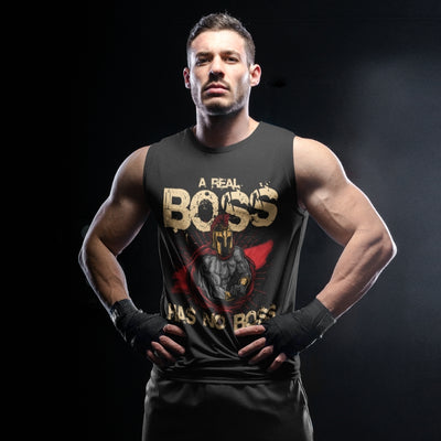 The Real Boss Tank