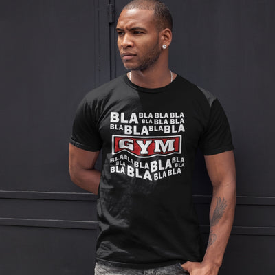 Bla Bla Gym Shirt