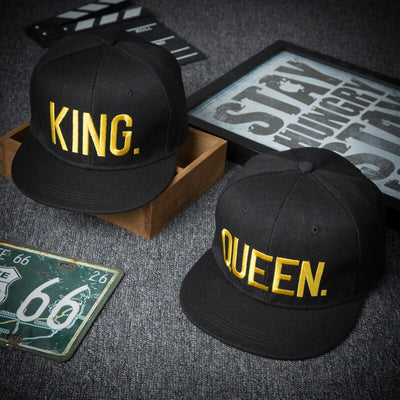 The King Queen Caps