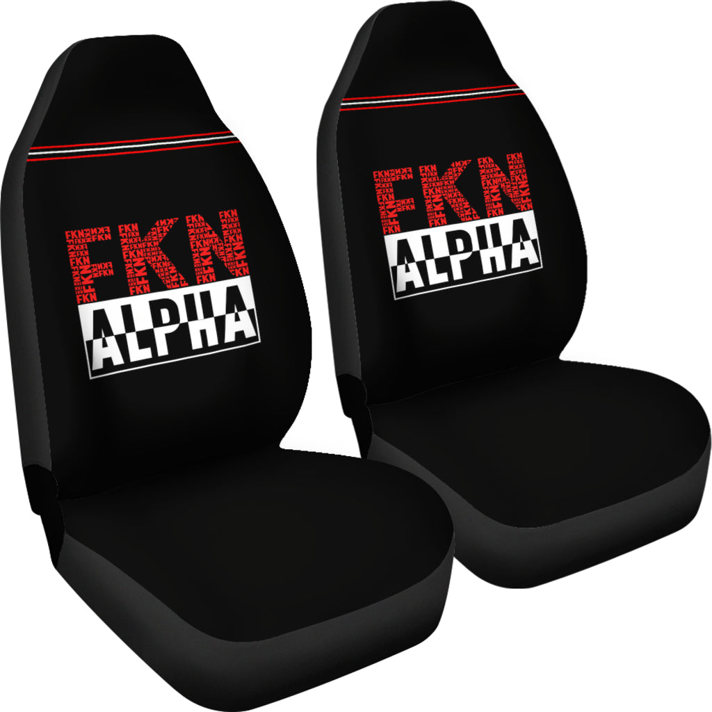 The FKN Alpha Car Seat Cover