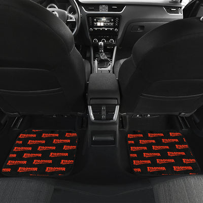 The Stronger Car Mats(Set Of 4)