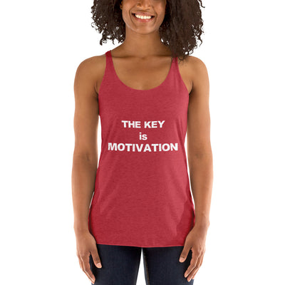 The Key Gym Tank