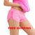 Women Fitness Fashion Shorts