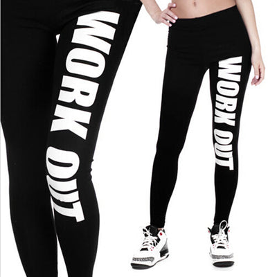 The Work Out Leggings
