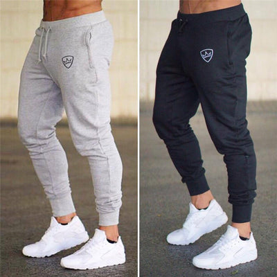 The Elastic Crown Gym Pants
