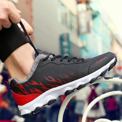 The Fire Running Shoes