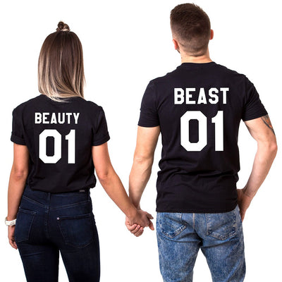 The Beauty & The Beast T-Shirts