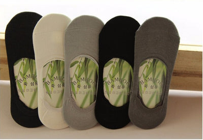 The 5 Package Fashion Gym Socks