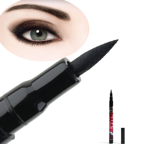 1 Pcs Makeup Black Liquid Eyeliner Waterproof Make Up Beauty Cosmestics Eye Liner Pencil Pen Brand New