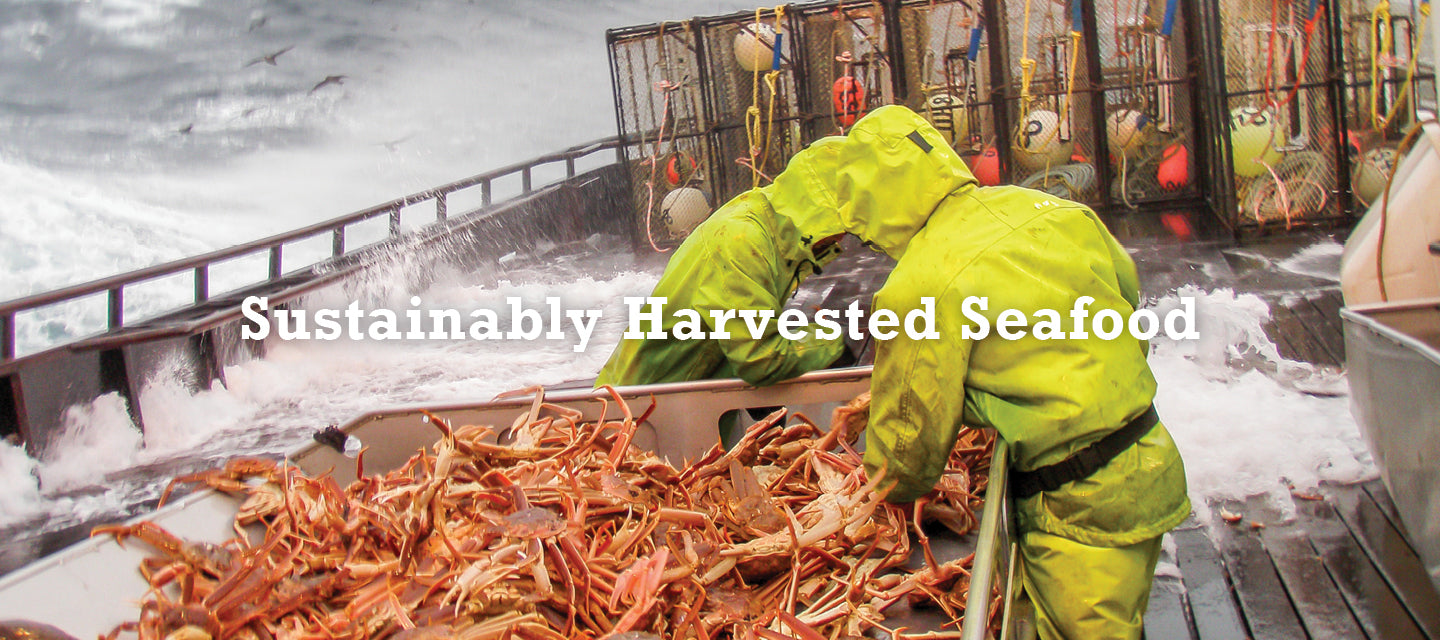 Keyport sustainably harvested seafood
