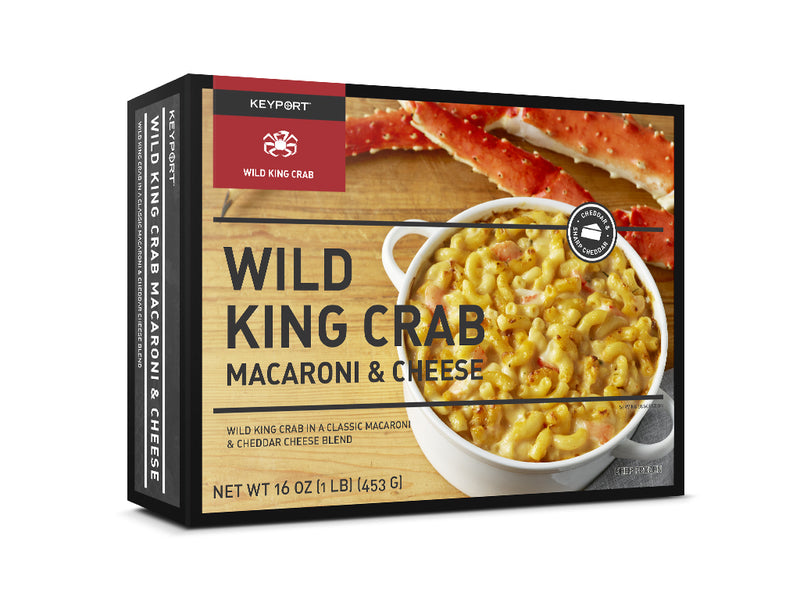 Keyport King Crab Macaroni and Cheese