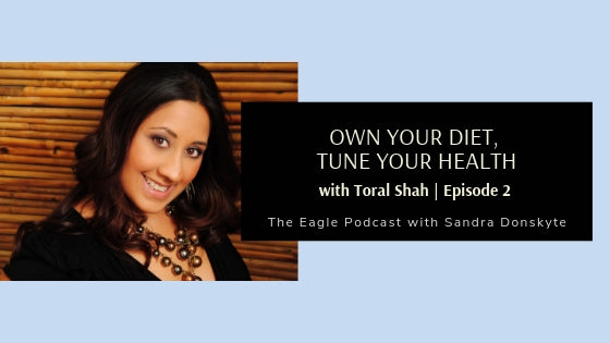 The Eagle Podcast Episode 2: Optimise your diet, tune your health