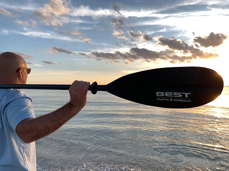 6 Reasons You Don't Own A Carbon Fiber Kayak Paddle