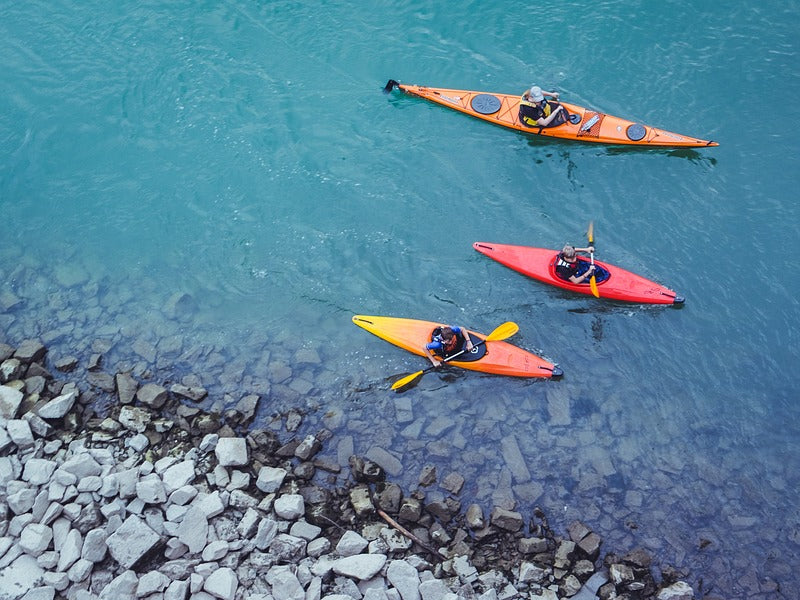 A Beginner's Guide to Kayaking