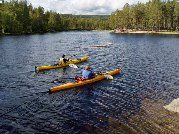Health and Fitness Benefits of Recreational Kayaking