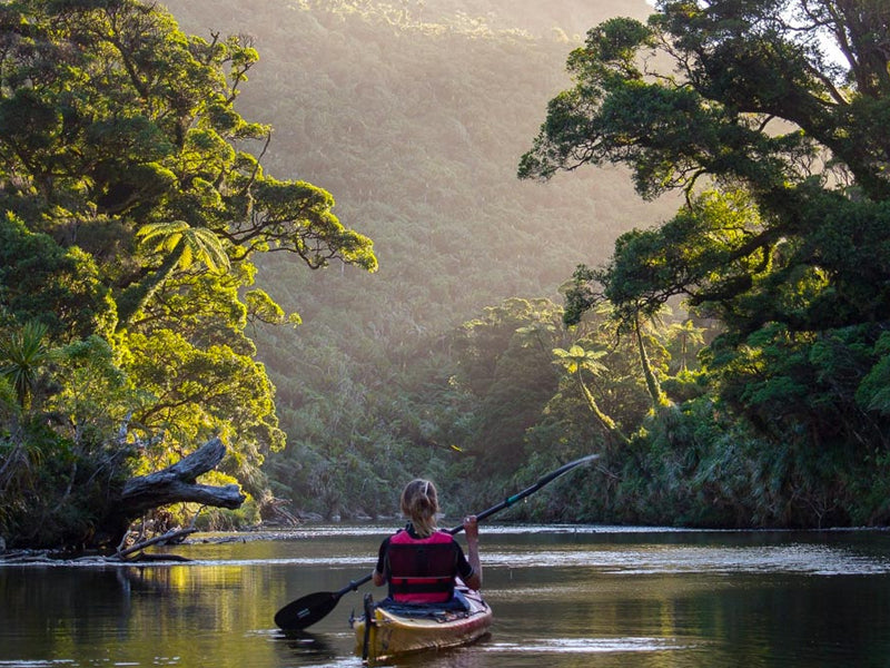 10 Amazing Kayak Destinations in the United States