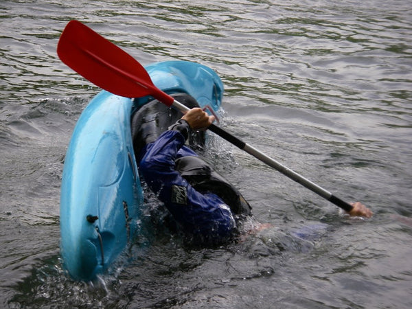 What To Do If Your Kayak Capsizes
