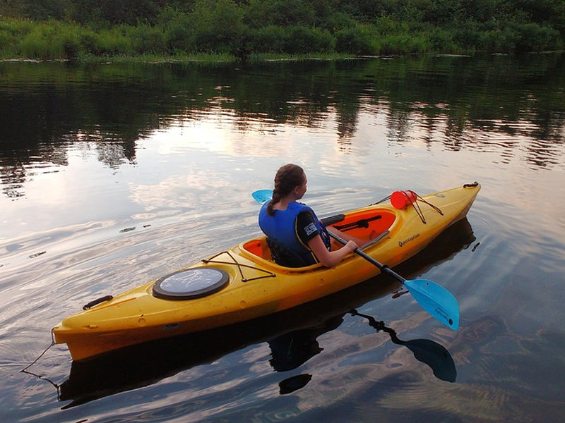 A Guide to Kayaking with Kids