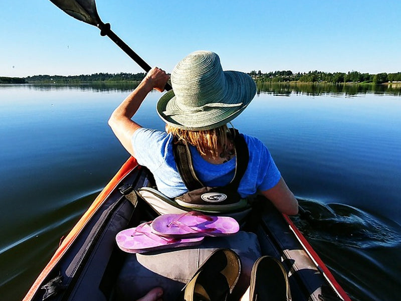 What to Wear Kayaking: Summer Edition