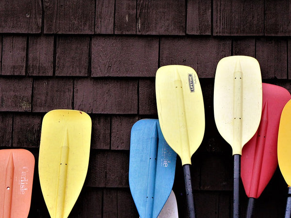 Kayak Paddle Materials
