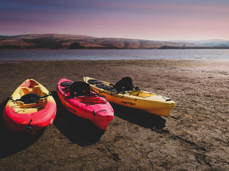 The 7 BEST Kayaking Safety Rules