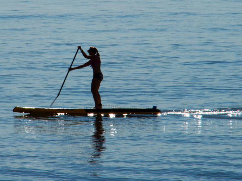 How to Choose the Perfect Paddleboard
