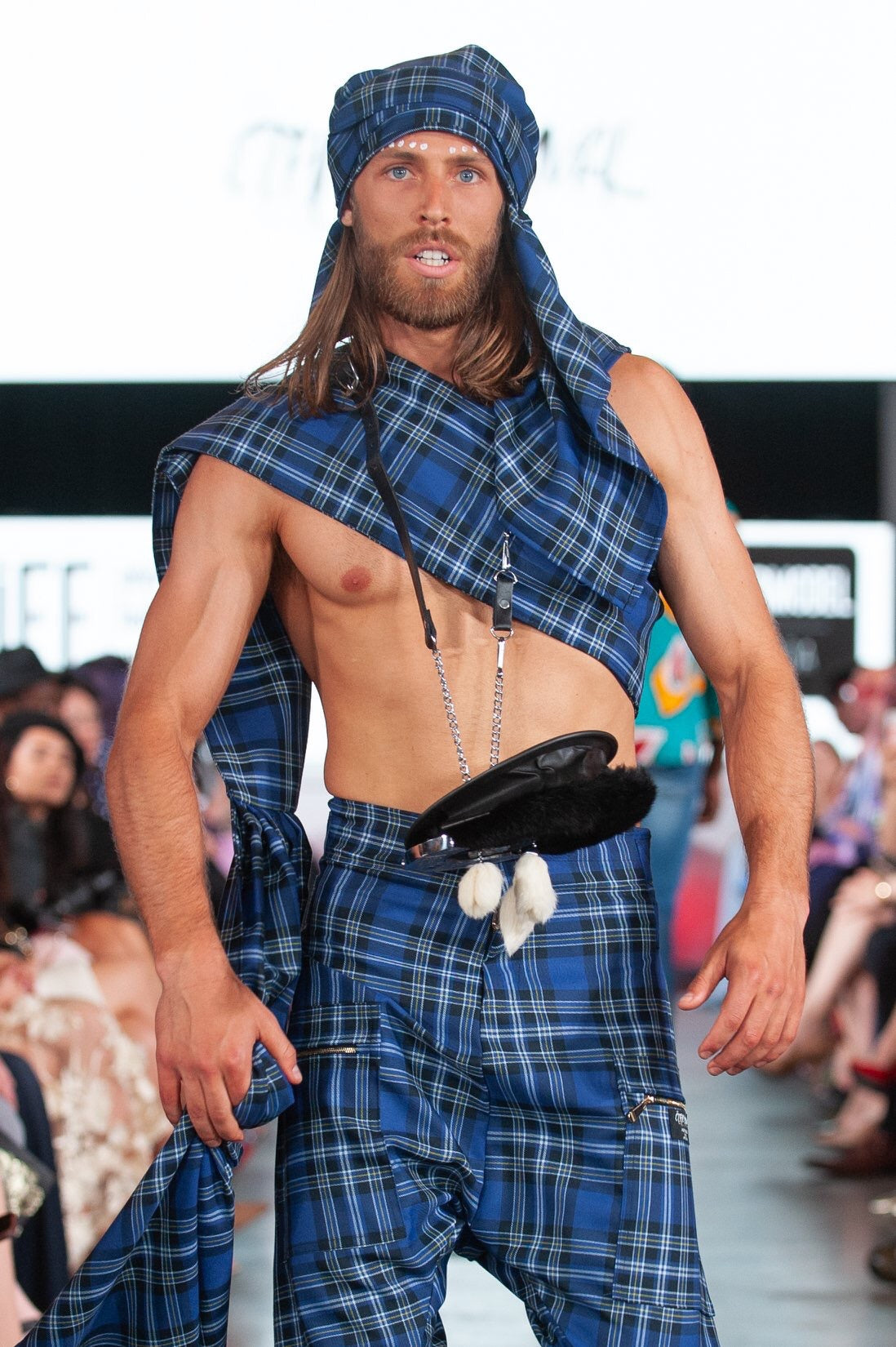 Tartan urban plaid and pant