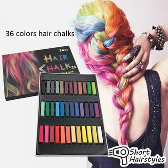 DIY Disposable Hair Dye Hairdressing Pen - Ime2s