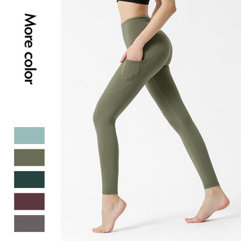 Breathable Yoga + Running Leggings