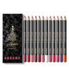 Waterproof Matte 12 Colors Lip Contour Liner