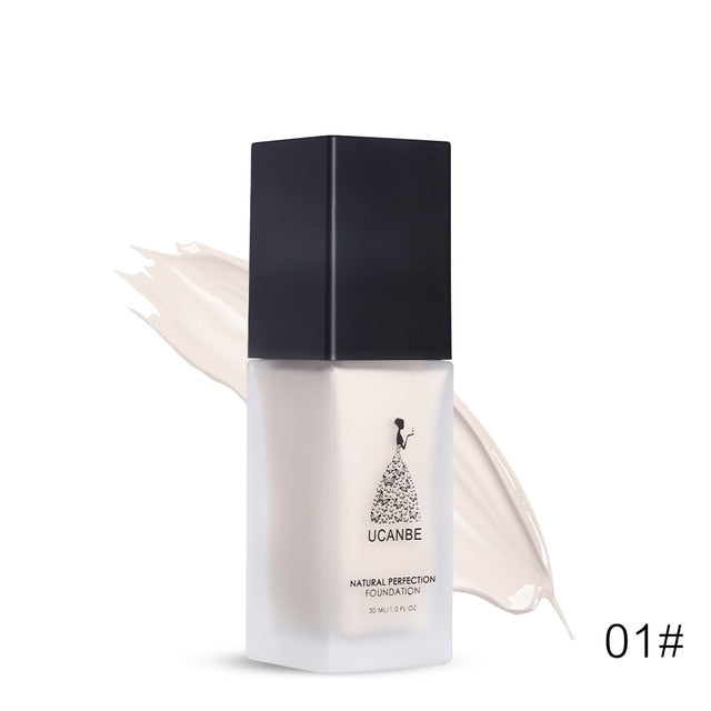 Whitening Natural Perfection Liquid Foundation - Ime2s