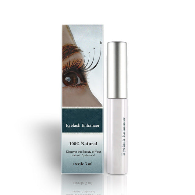 Eyelash Enhancer Serum Growth Serum Treatment Natural Herbal Medicine Eye Lashes Mascara Lengthening Longer