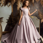 Amedea Flower Girl Princess Dress