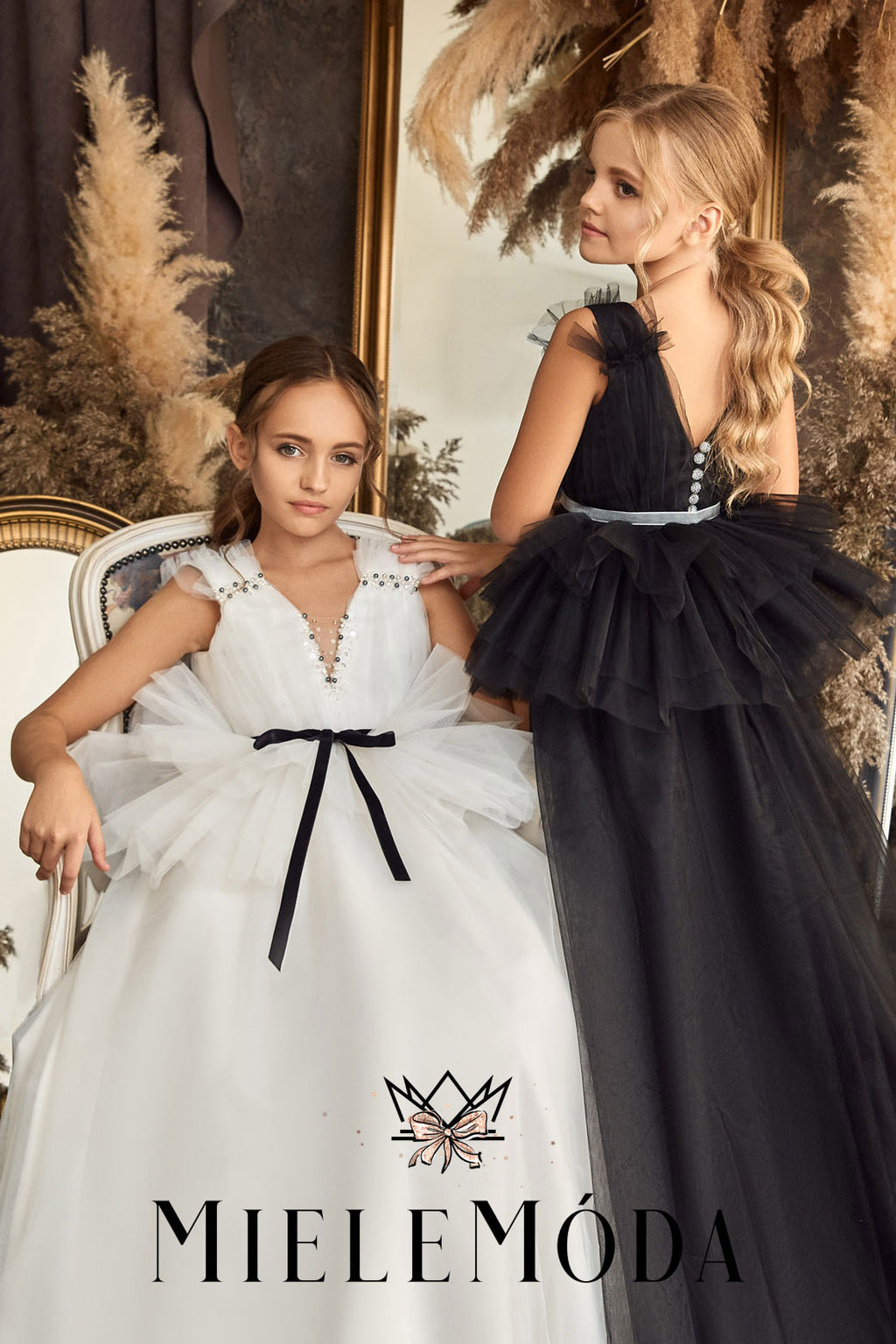 Angelica Flower Girl Dress