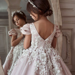 Coraline Couture Girl Party Dress