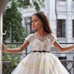 Élodie Couture Girl Party Dress