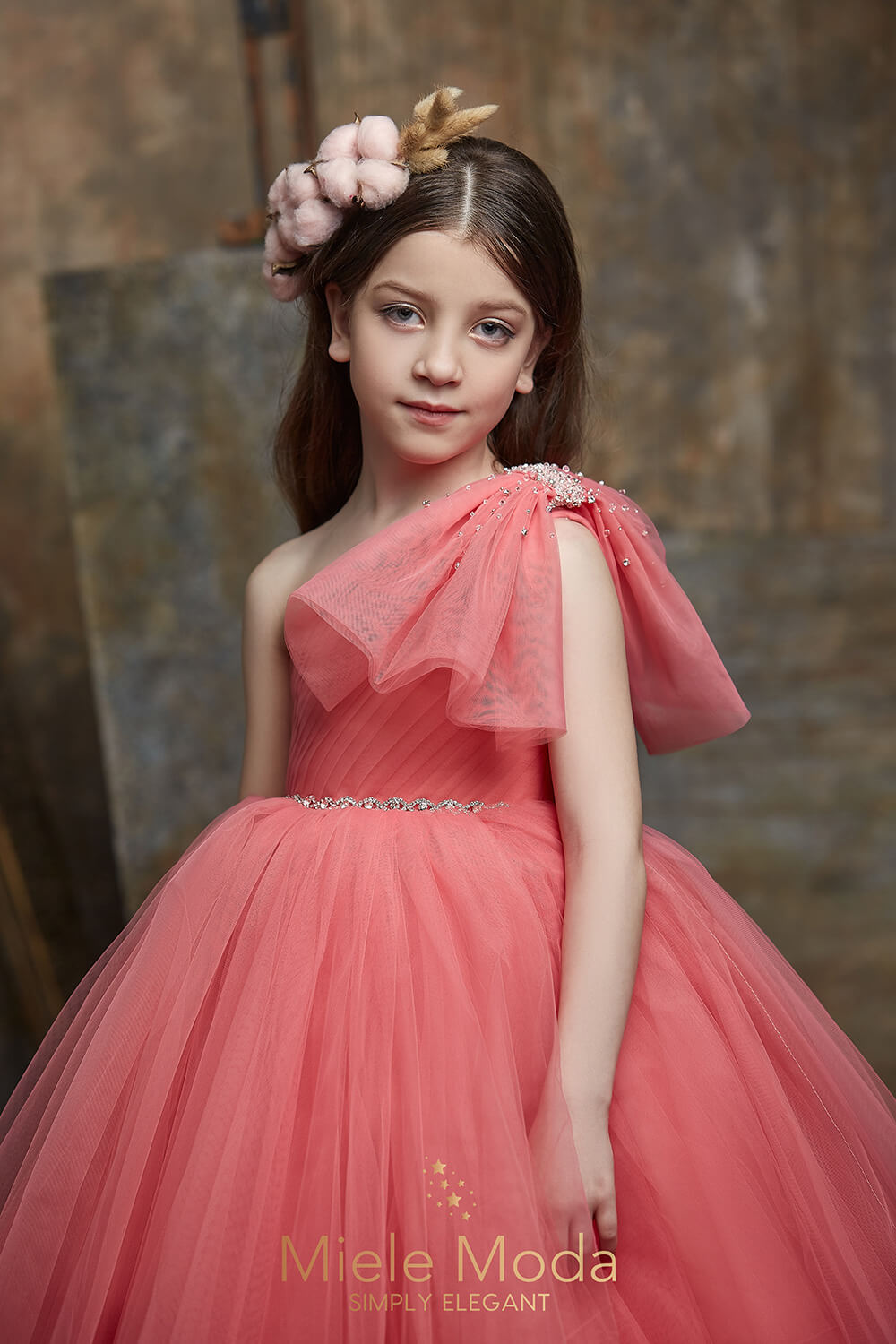 Kourtney Flower Girl Couture Dress