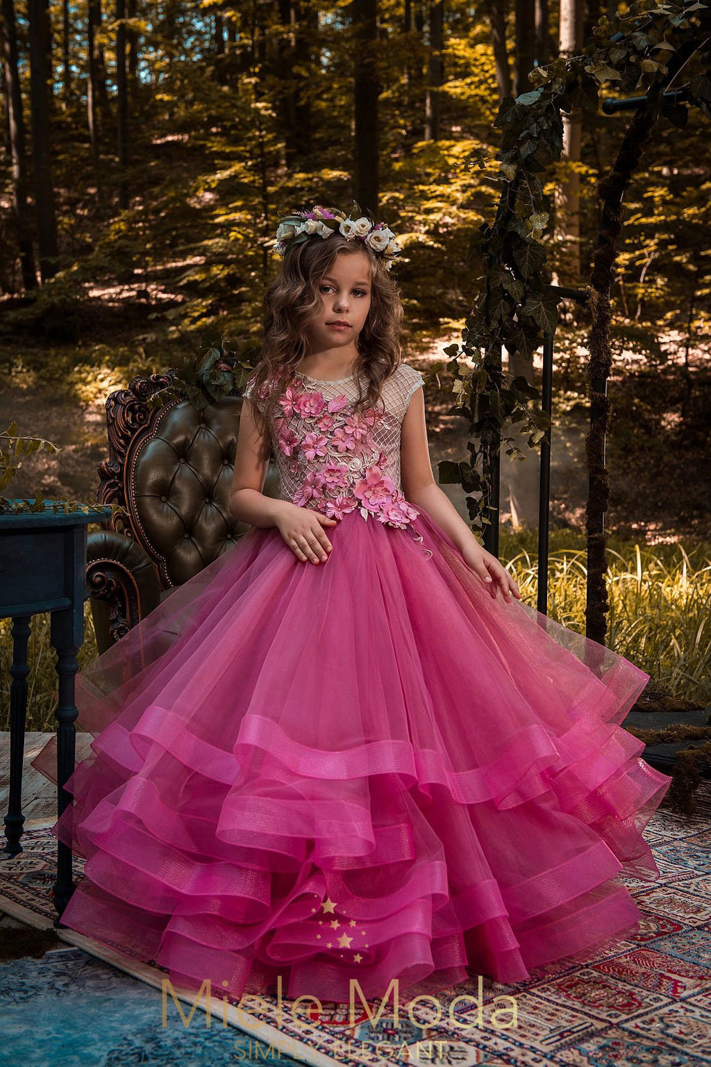 Kylissa Couture Princess Dress