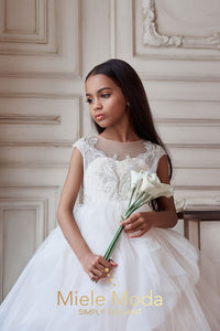 Lilou Couture Flower Girl Dress