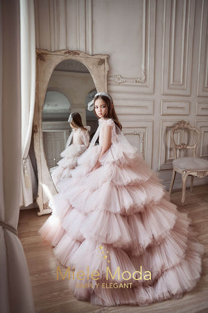 Madeline Couture Flower Girl Dress