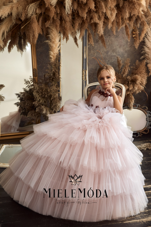 Massima Flower Girl Princess Dress